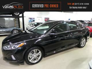 Used 2019 Hyundai Sonata ESSENTIAL SPORT  BLIND SPOT SUNROOF  LEATHER  RCAMERA for sale in Vaughan, ON