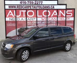 Used 2016 Dodge Grand Caravan SE/SXT All Credit Approved for sale in Scarborough, ON