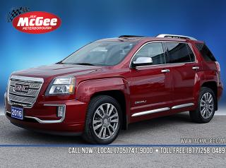 Used 2016 GMC Terrain Denali for sale in Peterborough, ON