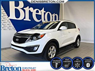 Used 2016 Kia Sportage LX for sale in St-Eustache, QC