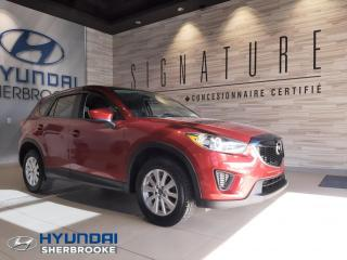 Used 2013 Mazda CX-5 GX AWD+A/C+BLUETOOTH+CRUISE for sale in Sherbrooke, QC