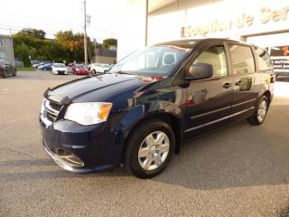 Used 2012 Dodge Grand Caravan Familiale 4 portes SE for sale in Trois-Rivières, QC