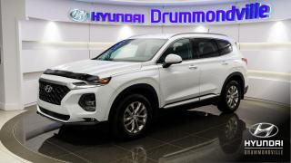 Used 2019 Hyundai Santa Fe ESSENTIAL + ENS. SÉCURITÉ + CRUISE ADAPT for sale in Drummondville, QC