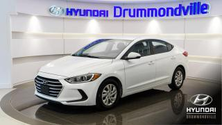 Used 2018 Hyundai Elantra LE + GARANTIE + A/C + BLUETOOTH + WOW !! for sale in Drummondville, QC