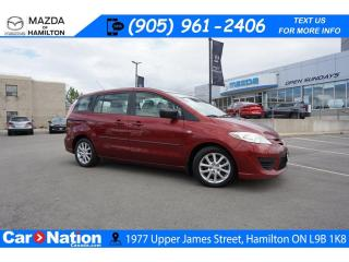 Used 2009 Mazda MAZDA5 GS | AS-TRADED | DUAL SLIDING DOORS | 6 PASSENGER for sale in Hamilton, ON