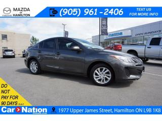 Used 2012 Mazda MAZDA3 GS-SKY GS | SUNROOF | HEATED SEATS | 6 SPEED for sale in Hamilton, ON