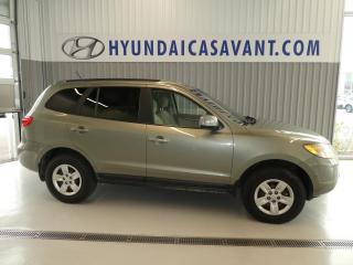 Used 2009 Hyundai Santa Fe GL automatique de 2,7 L 4 portes for sale in St-Hyacinthe, QC