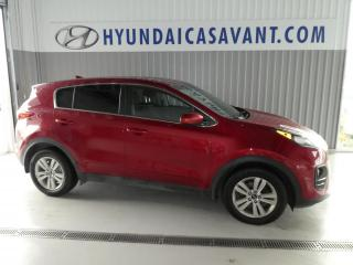Used 2017 Kia Sportage LX automatique for sale in St-Hyacinthe, QC