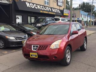 Used 2008 Nissan Rogue FWD 4dr S for sale in Scarborough, ON