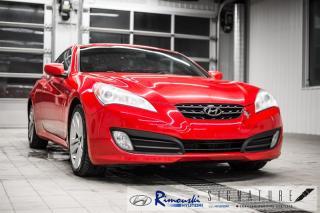 Used 2010 Hyundai Genesis 2.0T premium rimouski for sale in Rimouski, QC