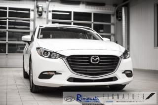 Used 2018 Mazda MAZDA3 Sport Touring chez Rimouski Hyundai for sale in Rimouski, QC
