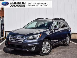 Used 2017 Subaru Outback 2017 Subaru Outback - 5dr Wgn Man 2.5i for sale in Gatineau, QC