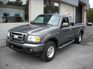 Used 2007 Ford Ranger Cabine Super 2 RM 126 po Sport for sale in Repentigny, QC
