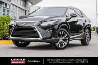Used 2017 Lexus RX 350 **LUXURY** **NAVIGATION*BANCS CHAUFFANTS ET VENTILLÉS*VOLANT CHAUFFANTS*ANGLE MORT,CHANGEMENTS VOIE ET COLISION for sale in Montréal, QC