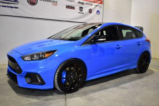 Used 2018 Ford Focus AWD Toit+Navi+AWD for sale in Sherbrooke, QC