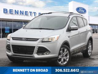 Used 2013 Ford Escape SEL for sale in Regina, SK