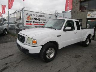 Used 2008 Ford Ranger 2WD SuperCab 126Po Automatique 4.0L V6 for sale in Montréal, QC