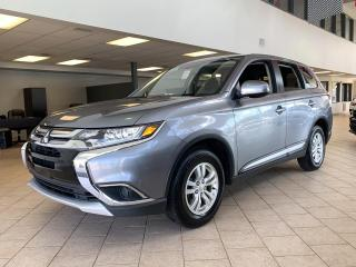 Used 2018 Mitsubishi Outlander ES AWD A/C Sièges Chauffants for sale in Pointe-Aux-Trembles, QC