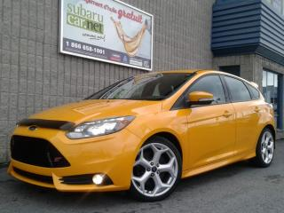 Used 2013 Ford Focus St*64$\sem*cuir*gps*toit*turbo for sale in Richelieu, QC