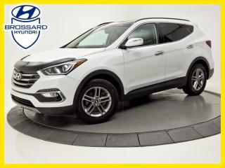 Used 2017 Hyundai Santa Fe Sport LUXURY, NAV, CAM DE RECUL, TOIT PANO for sale in Brossard, QC