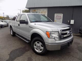 Used 2013 Ford F-150 ***XLT,4X4,BAS KILO,CLEAN CARPROOF*** for sale in Longueuil, QC