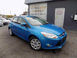 Used 2012 Ford Focus ***SE,BAS KILOMETRAGE,AUTOMATIQUE,A/C*** for sale in Longueuil, QC