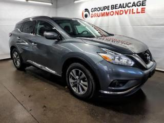Used 2017 Nissan Murano SV for sale in Drummondville, QC