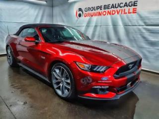 Used 2016 Ford Mustang GT Premium for sale in Drummondville, QC