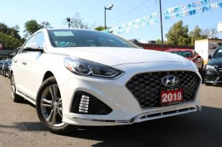 Used 2019 Hyundai Sonata ESSENTIAL for sale in Brampton, ON