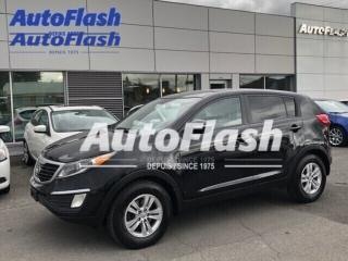 Used 2013 Kia Sportage LX *FWD* Manuel* Mags* A/C* Cruise* Gr.Electric for sale in St-Hubert, QC