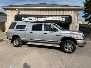 Used 2007 Dodge Ram 2500 SLT for sale in Mount Brydges, ON