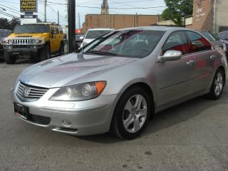 Used 2007 Acura RL SH AWD Elite for sale in London, ON