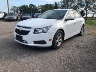 Used 2012 Chevrolet Cruze 2LT Turbo+ w/1SB for sale in London, ON