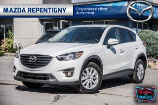 Used 2016 Mazda CX-5 2016 Mazda CX-5 - AWD 4dr Auto GS Bas KILO !!! for sale in Repentigny, QC