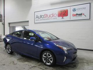 Used 2017 Toyota Prius HYBRID TOURING **NAVI**PUSH START** for sale in Mirabel, QC