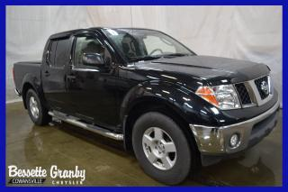 Used 2005 Nissan Frontier SE-V6-Attache remorque-Marchepieds for sale in Cowansville, QC