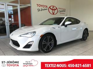 Used 2014 Scion FR-S *** MANUELLE *** MAGS *** A/C *** for sale in Mirabel, QC