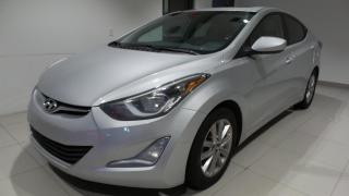Used 2014 Hyundai Elantra Berline 4 portes, boîte manuelle, GLS for sale in St-Raymond, QC