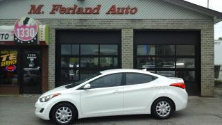 Used 2012 Hyundai Elantra Berline 4 portes, boîte automatique, GL for sale in Sherbrooke, QC