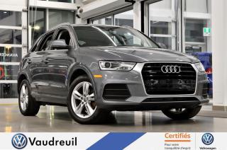 Used 2016 Audi Q3 2.0T Progressiv quattro * TOIT * CUIR * for sale in Vaudreuil-Dorion, QC
