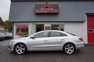 Used 2010 Volkswagen Passat 2.0T HIGHLINE AUTO DSG CUIR TOIT BLUETOOTH 100 261 for sale in Lévis, QC