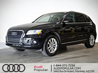 Used 2017 Audi Q5 2.0T Progressiv quattro 4 portes for sale in Montréal, QC