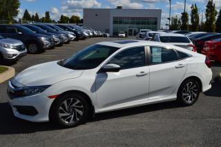 Used 2016 Honda Civic EX ** inspection certifié ** for sale in Longueuil, QC