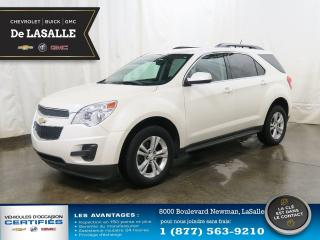 Used 2015 Chevrolet Equinox LT for sale in Lasalle, QC