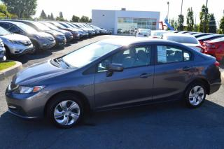 Used 2015 Honda Civic VENDU LX 4 portes, boîte automatique for sale in Longueuil, QC