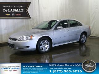 Used 2011 Chevrolet Impala LT for sale in Lasalle, QC