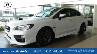 Used 2017 Subaru Impreza WRX SPORT-TECH for sale in Laval, QC