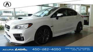 Used 2017 Subaru Impreza WRX SPORT-TECH for sale in Laval, QC