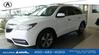 Used 2016 Acura MDX Premium Sh-Awd for sale in Laval, QC