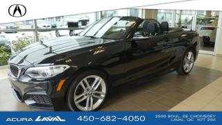 Used 2016 BMW 2 Series 228i xDrive cabriolet for sale in Laval, QC